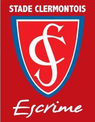 Logo Stade Clermontois Escrime